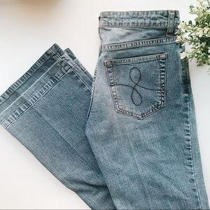 Anthropologie Louie Flair Jeans